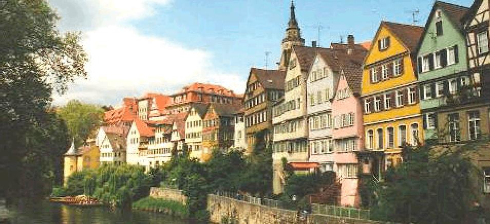 ドイツ町並みイメージ